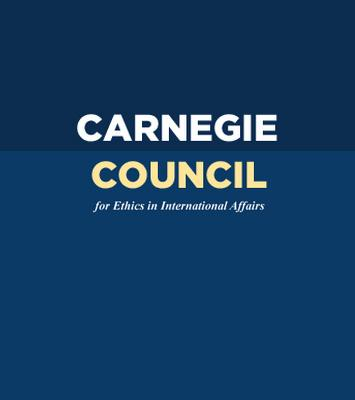 carnegie council essay
