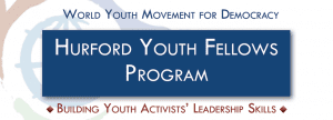 2013/2014 Hurford Youth Fellows Program