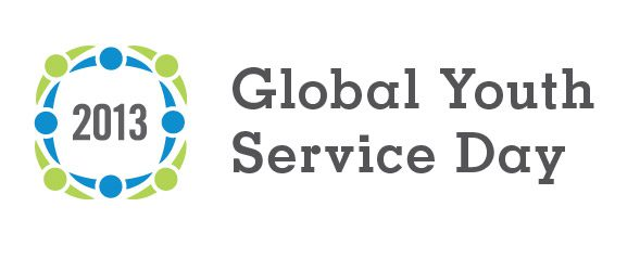 a report from global youth and service day Global youth service day is the single largest youth volunteer engagement day  in the world - engaging youth up to the age of 25 in more than 110 countries.