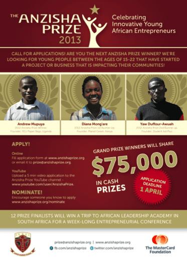 anzisha-prize-2013