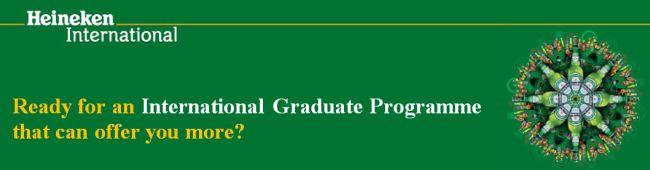 heinekein-international-graduate-programme