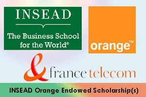 insead-orange-scholarship