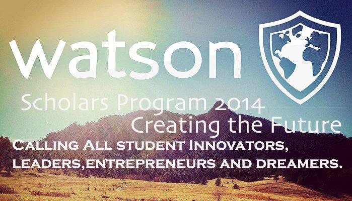 watson-scholars-program