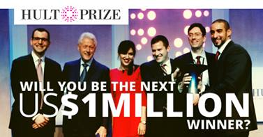 The 2014 Hult Prize for Social Entrepreneurs - How will you