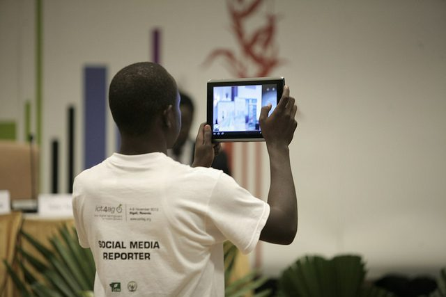Young Social Reporters wanted for the Fin4Ag Conference!