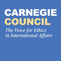 carnegie council international student/teacher essay contest The carnegie council for ethics in international affairs is a new york city-based  a 501(c)3 public charity serving international affairs professionals, teachers and.