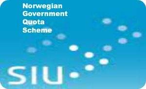 Norwegian Government Quota Scholarship Scheme 2015