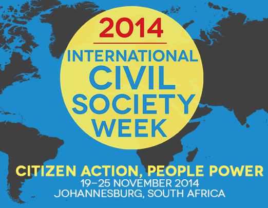 International Civil Society Week 2014