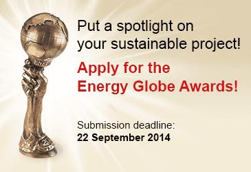 Energy Globe Awards 2015