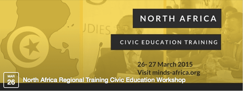 civic-education-training-for-north-africa-2015