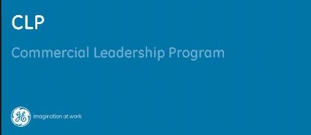 leadership program opportunities at general electrics essay Fda pre-cert program, version 02 will help safely bring digital health innovation to market, says cta.
