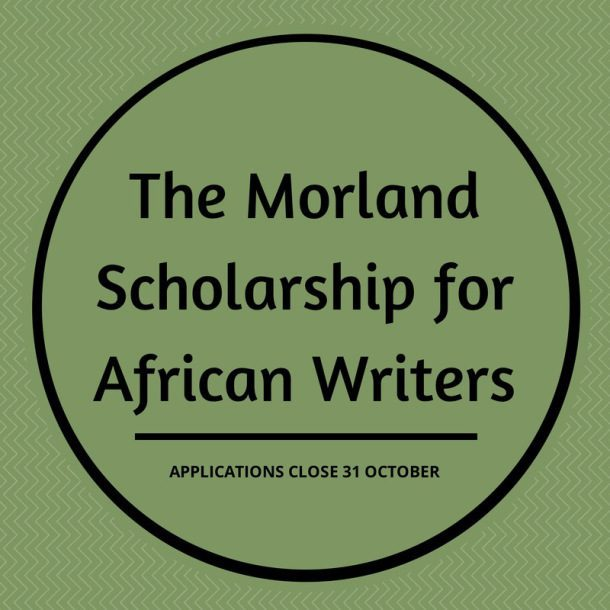 African writing awards for adults