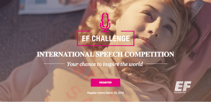 education first international speech competition fully funded trips singaporebrazil