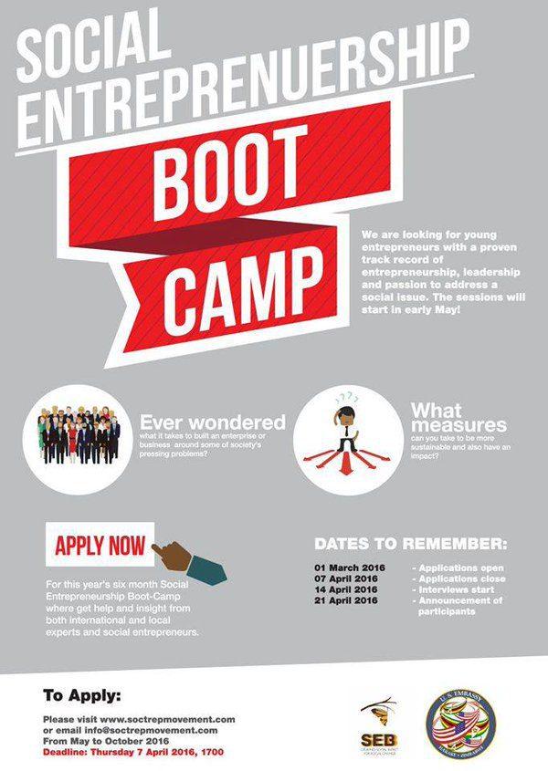social-entrepreneurship-bootcam-zimbabwe