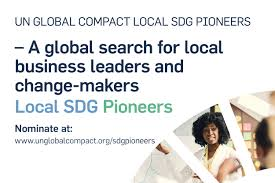 UN Global Compact Local Sustainable Development Goals ...