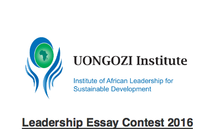 Institute for brand leadership essay contest