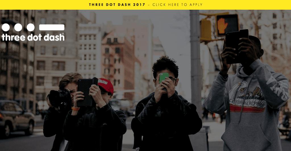thrree-dot-dash-2017
