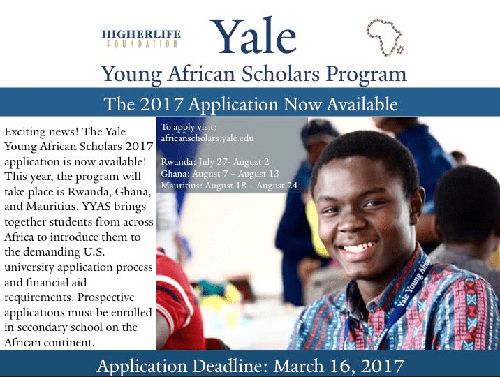 yale-african-scholarships
