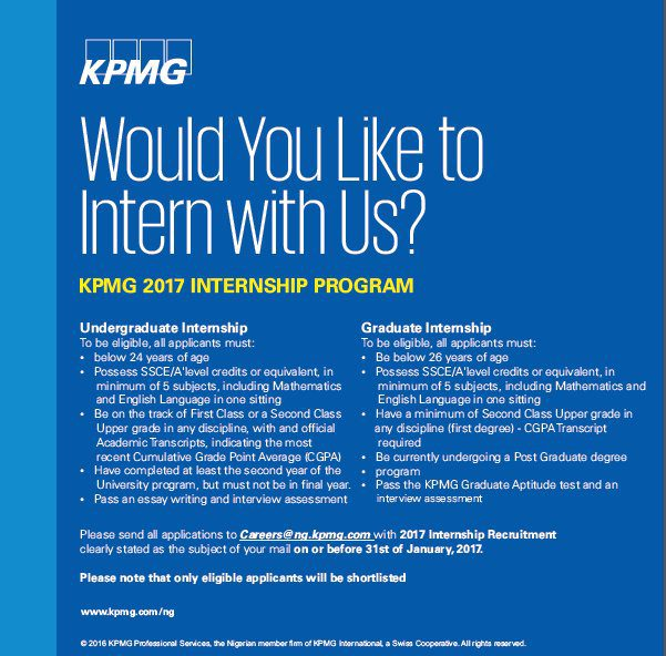 kpmg essay test The kpmg application, interview and assessment process: explained find out  about aptitude tests and improve your chance of interview.
