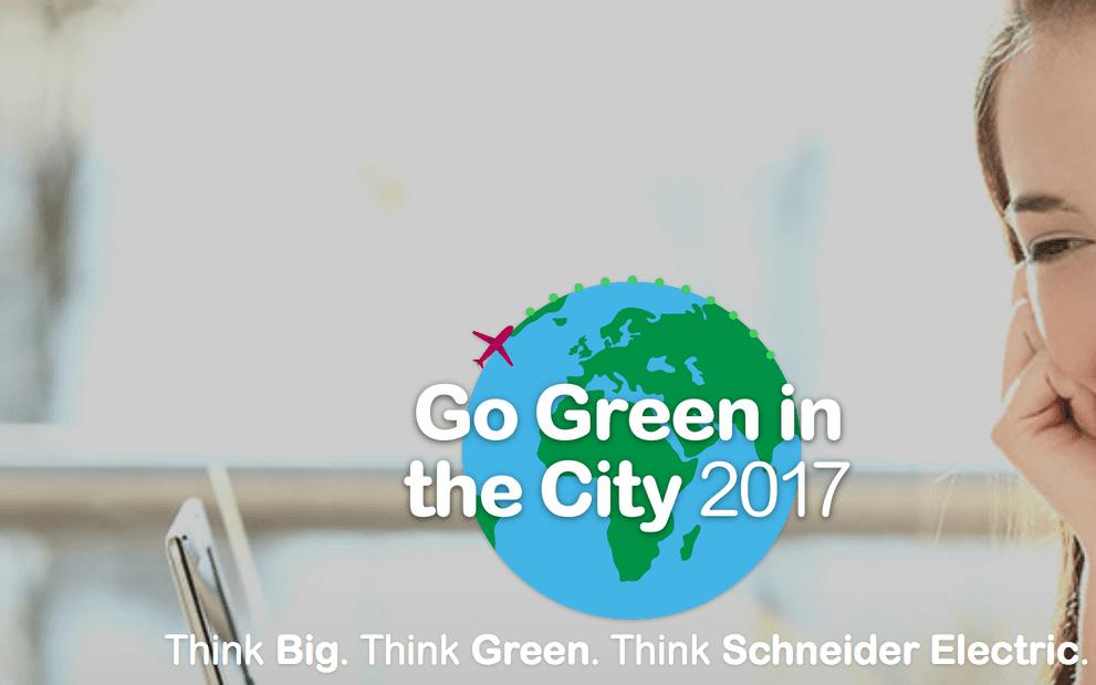 think green go green essay
