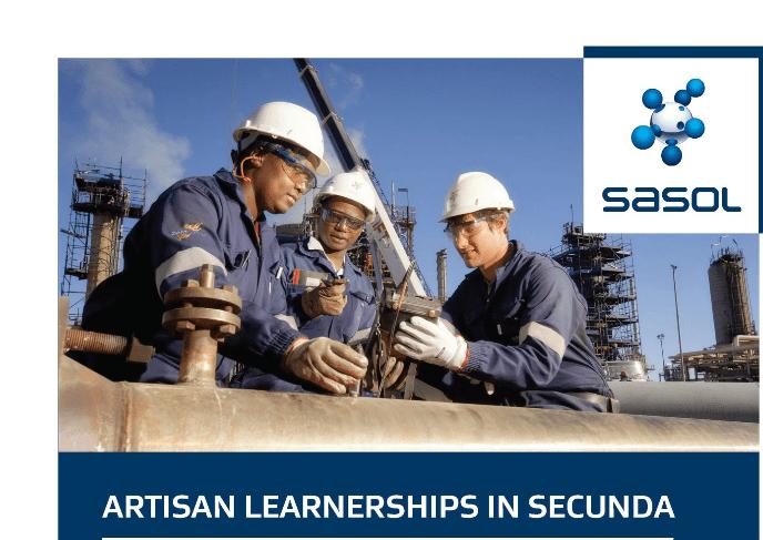 Image result for Sasol Artisan Apprenticeships