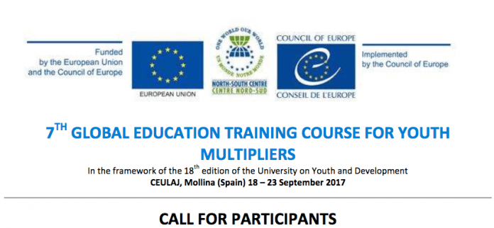 Training course for the youth