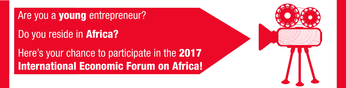 OECD International African Economic Forum 2017 Video Competition (Win funded trip to Paris, France) 1