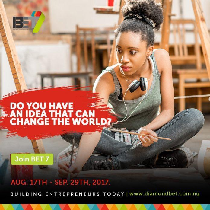 Building Entrepreneurs At Diamond Bank