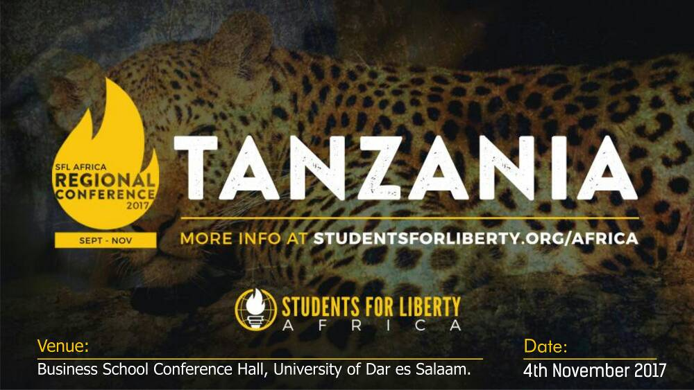 Call for Application to Attend 2017 African Students For Liberty Regional Conferences 3