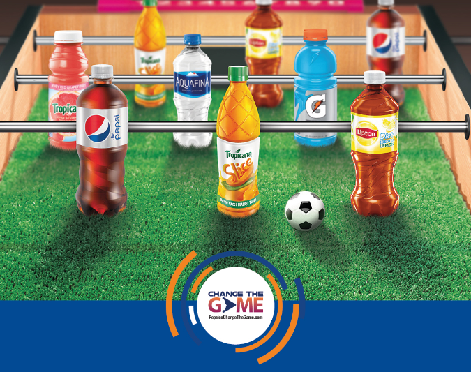 Pepsico Change The Game Challenge 2017 for young professionals (Fully Funded to Dubai & New York) 1